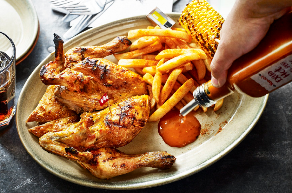 Nando's Is Having A Special Pay-As-You-Wish Day For All You Chicken Lovers