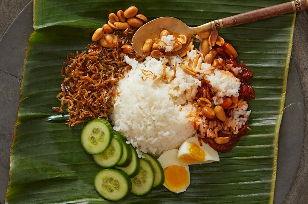 Nasi Lemak Has Been Hailed As One Of The Best Traditional Dishes In The World