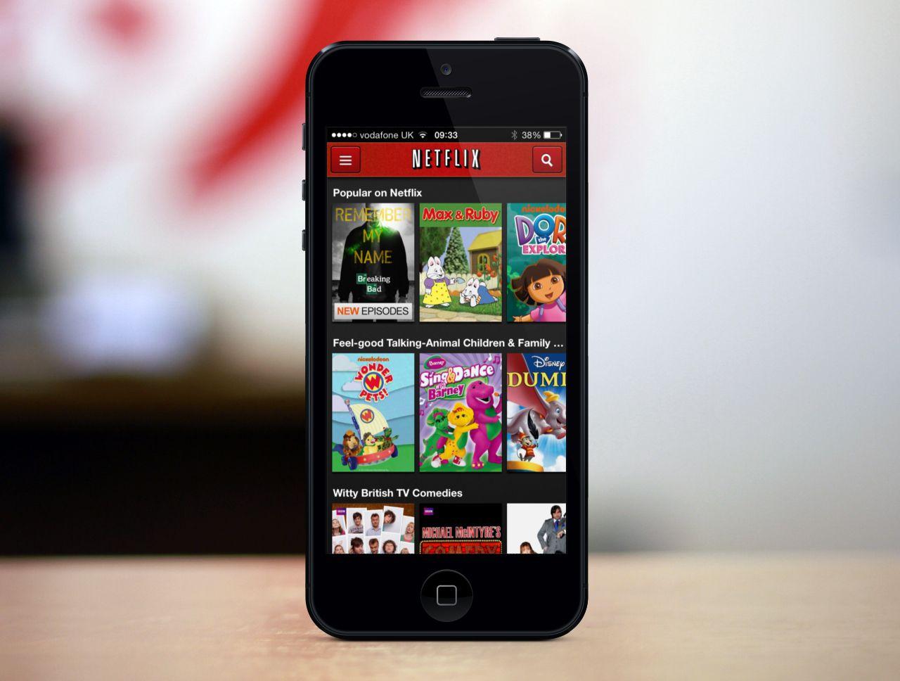 Do you like to binge-watch shows on Netflix?