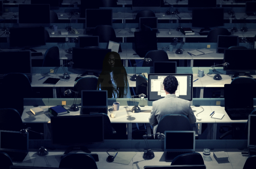 Malaysians Share Their Spine-Chilling Ghostly Encounters At The Office