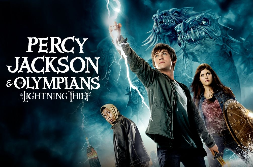 The Lightning Thief Is Back: 'Percy Jackson' Is Getting A TV Series Adaptation On Disney+