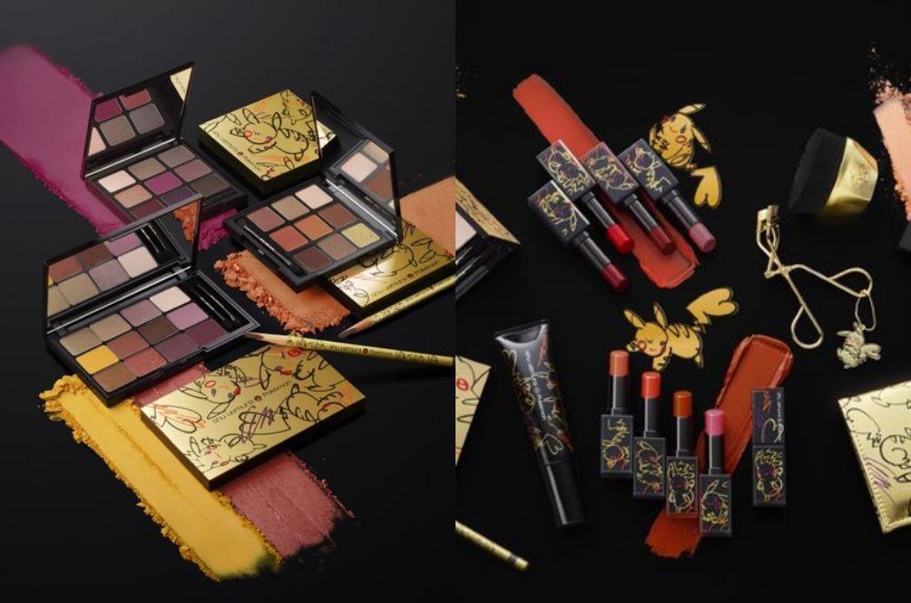 Gotta Catch 'Em All: Shu Uemura Launches Limited Edition 'Pikashu' Collection For Xmas