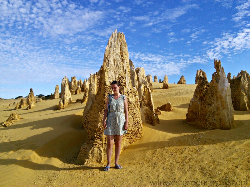 This other-worldy marvel awaits you near the Nambung National Park.
