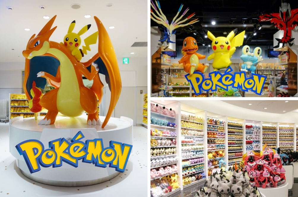 Get Ready To Catch 'Em All Because The Pokémon Centre Is Opening Soon In Singapore