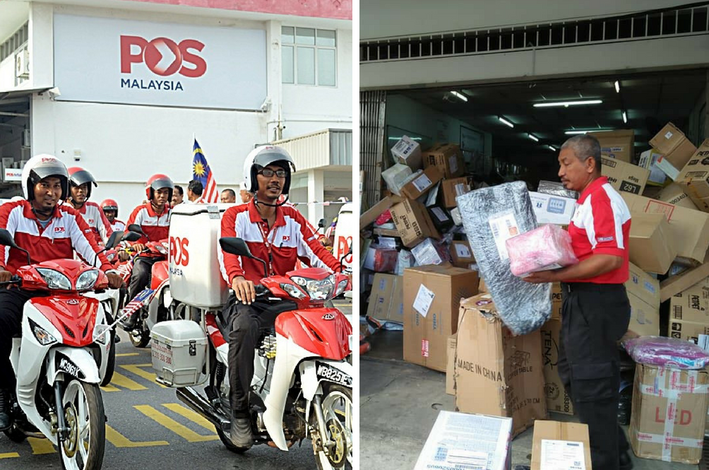 Malaysia's Unsung Heroes During Ramadan: Mr. Postman and Mr. Pos Laju