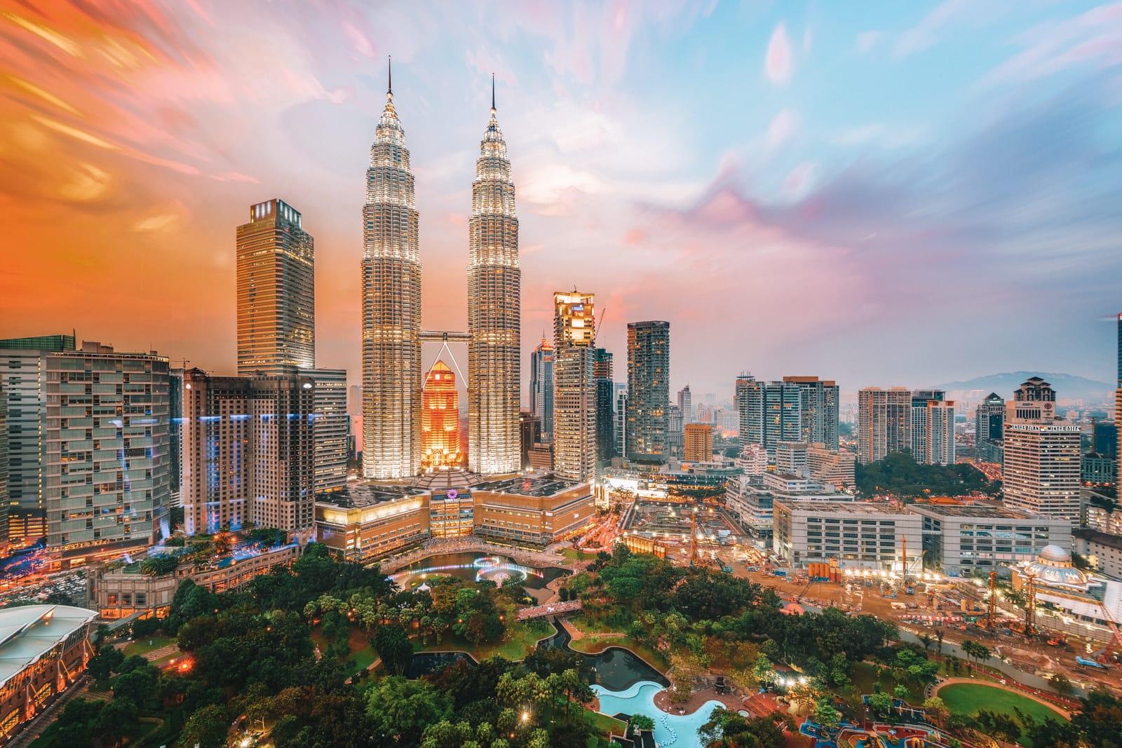 Welcome to Kuala Lumpur.
