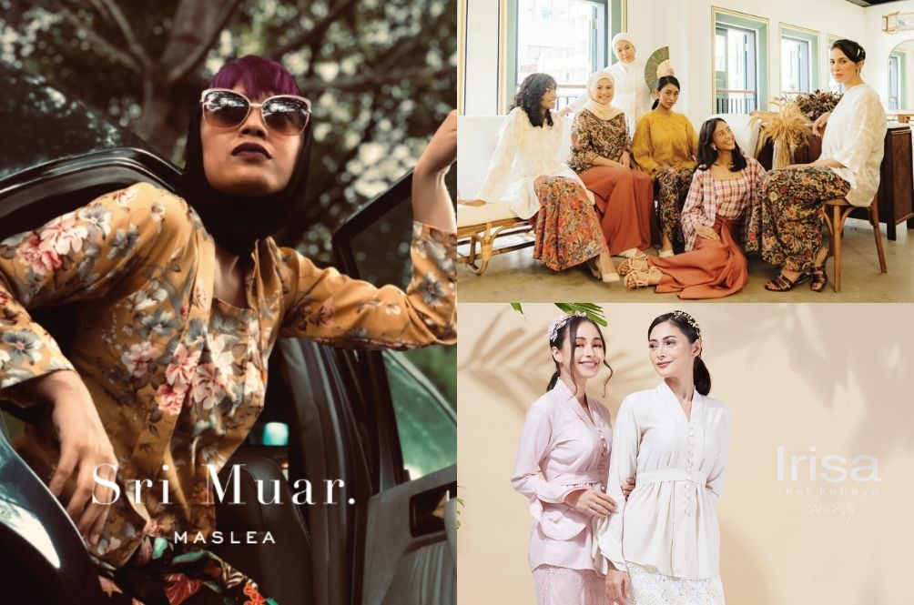 6 Homegrown Brands You Should Check Out For Timeless And Classic Hari Raya Looks
