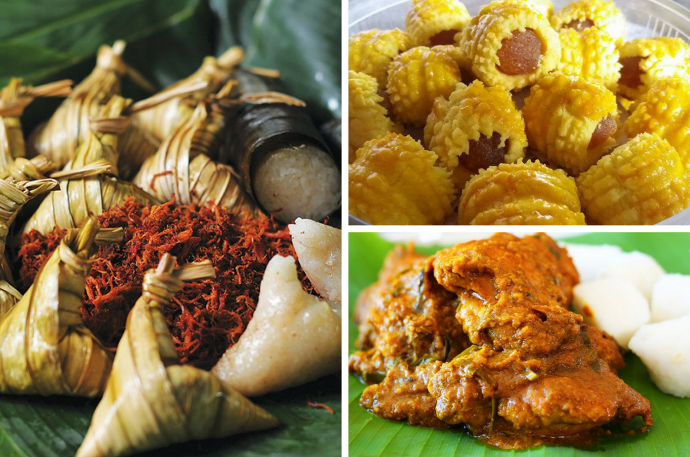 Here's How Many Calories Each Hari Raya Dish Has And How You Can Burn It Off