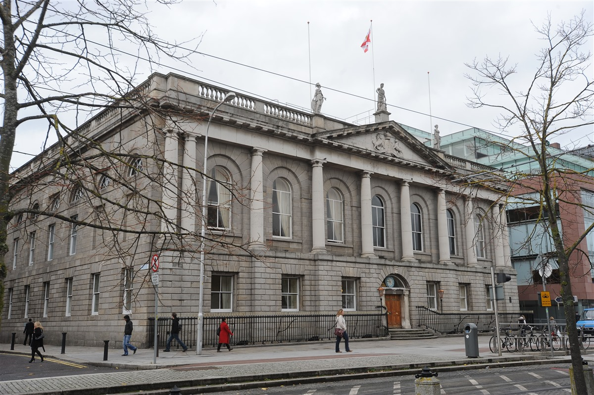This is the RCSI campus where Emir will be studying at.