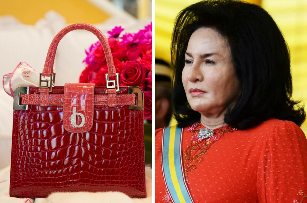 Behind The Appointment-Only, RM1.6mil Custom-Made Handbag Brand That Rosmah Mansor Owns