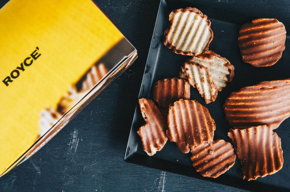 Who Knew That Potato Chips + Chocolate Would Be The Best Food Combination Ever!