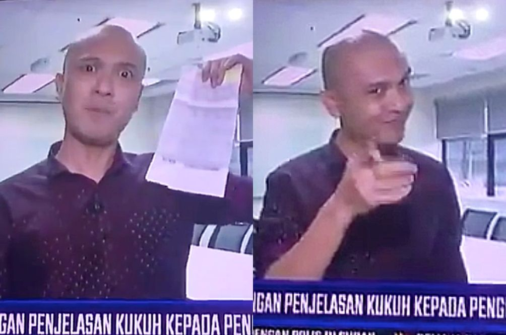 [VIDEO] TV3 Reporter 'Roasts' TNB For Their Exorbitant Electricity Charges, Netizens Love It