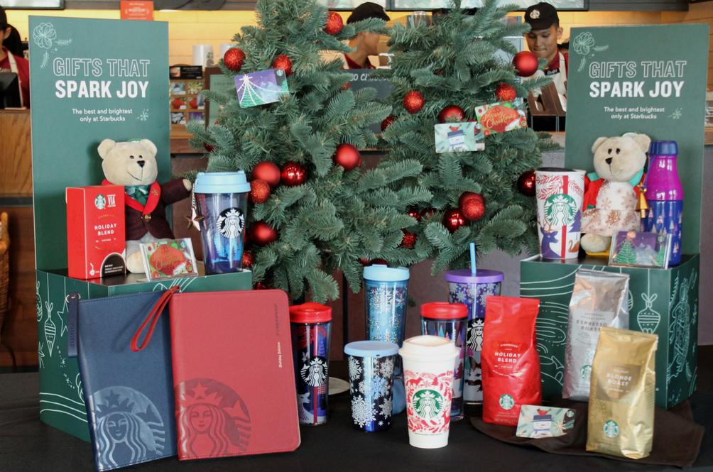"Starbucks Malaysia's Christmas Menu Brings Out The ""Ho, Ho, Ho!"""