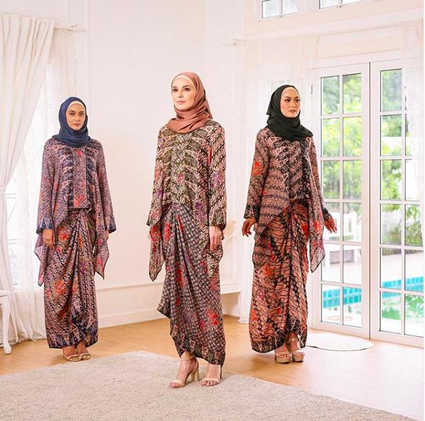 Pretty batik prints.