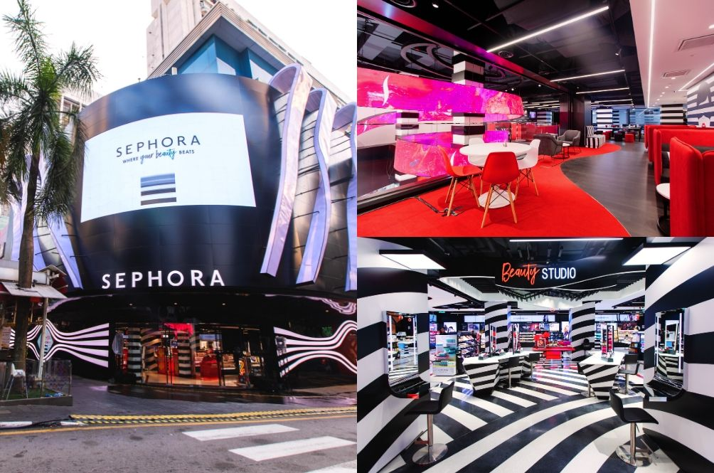 Beauty Heaven: Malaysia Is Home To Sephora's LARGEST Beauty Playground In The World