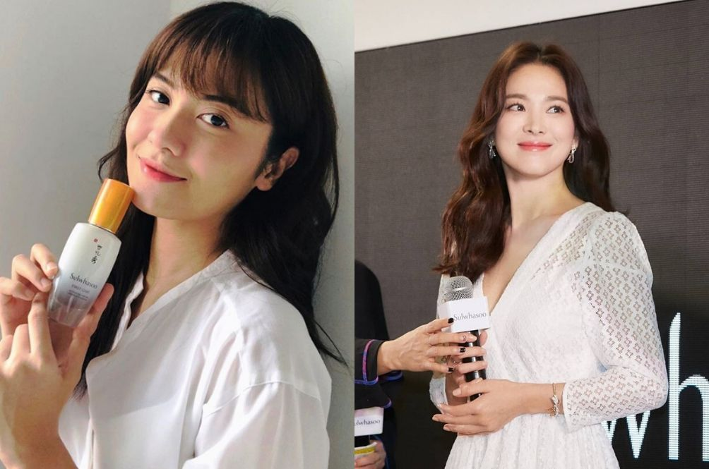 Netizens Think This Malaysian Actress Looks Like 'Descendants Of The Sun' Star Song Hye Kyo