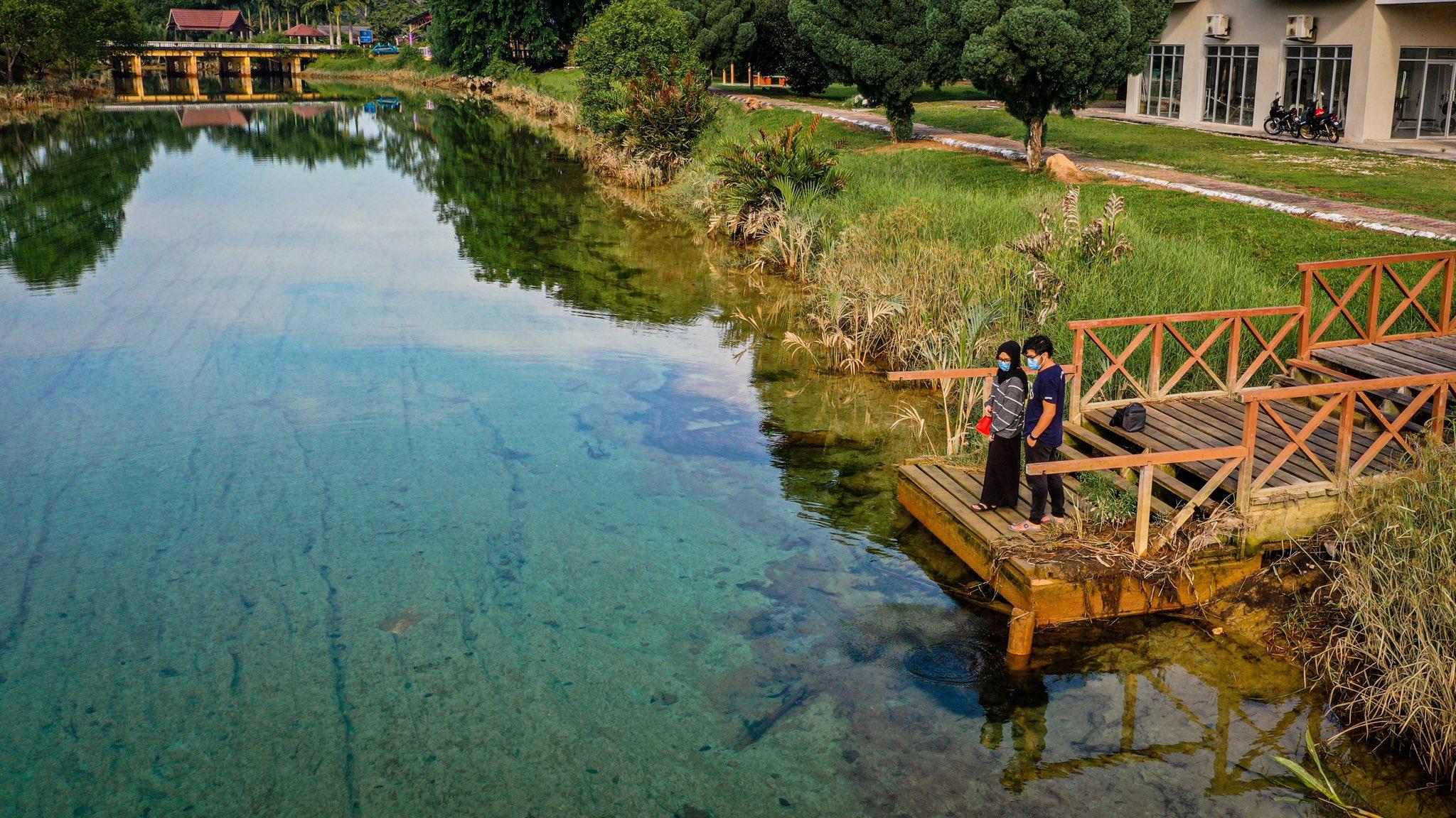 Okay, let's go to Sungai Rambai!