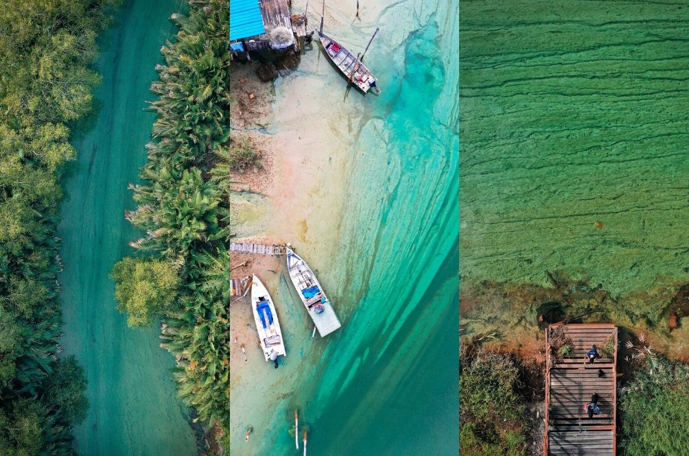 [PHOTOS] This River With Crystal Clear Water In Melaka Has Gone Viral For All The Right Reasons