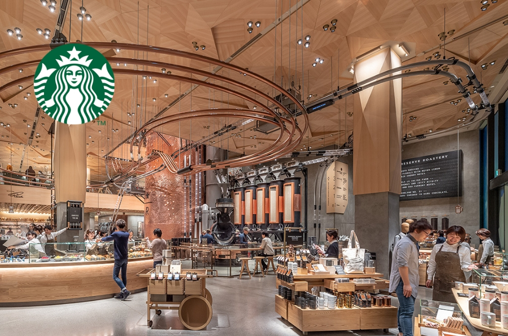 Coffee Addicts, Starbucks Just Opened Their Biggest Store In The World (And It's In Asia!)