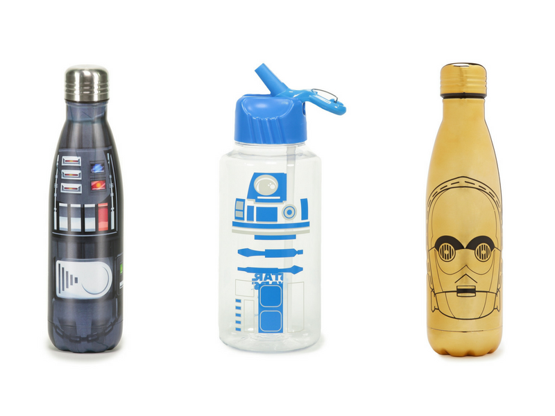 Stay hydrated in style with these water bottles!
