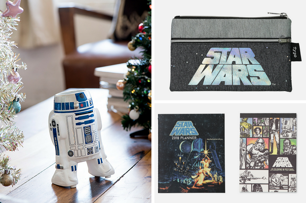 Check Out This Cool Intergalactic 'Star Wars' Collection From Cotton On And Typo