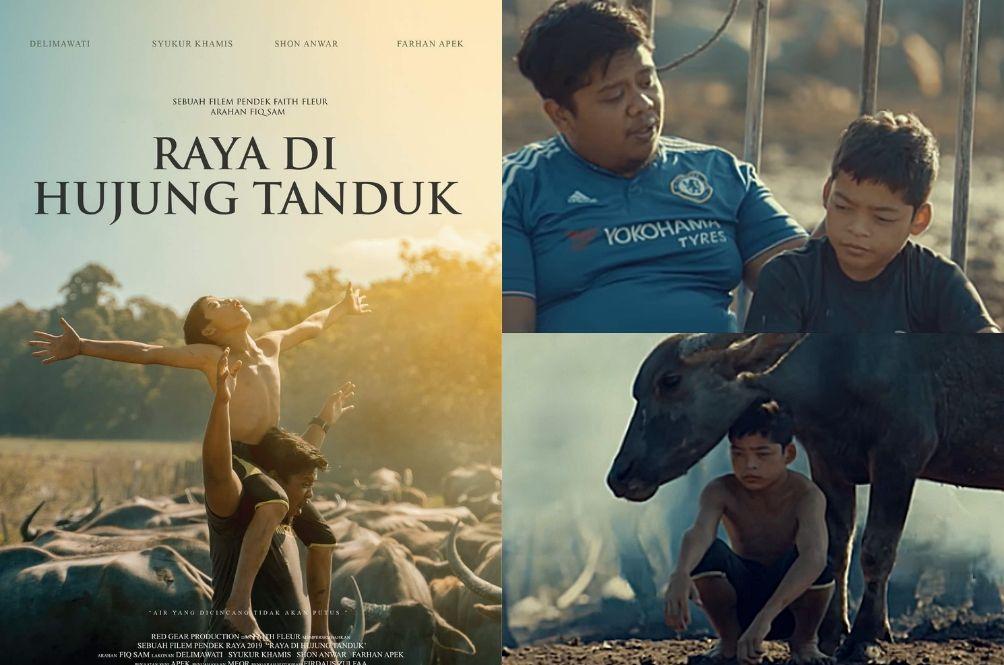 Malaysia's Mowgli, Syukor Khamis, Stars In His First Hari Raya Ad That'll Make You Cry