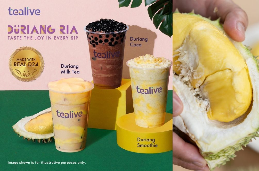Duri-Yay Or Nay? D24 Durian Bubble Tea Is Now Available In Malaysia