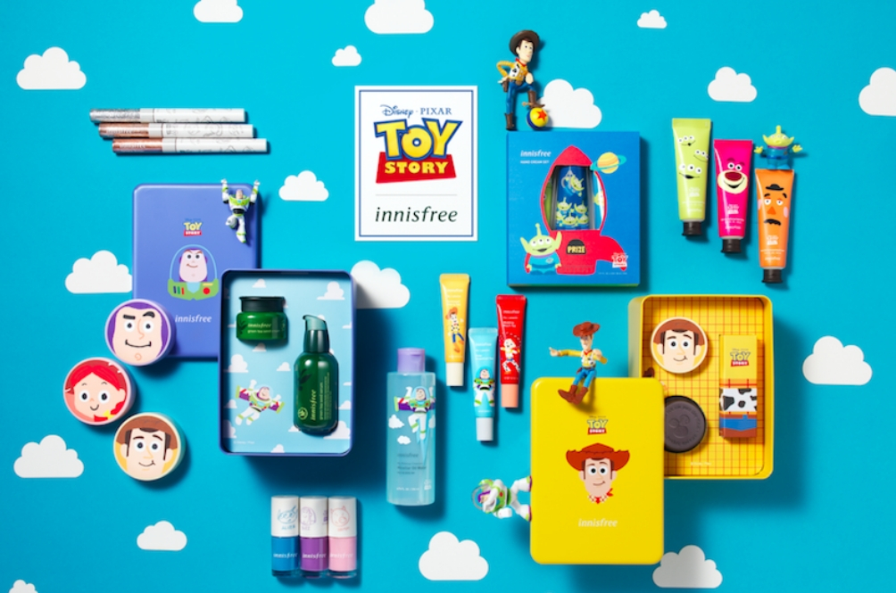 If You Love Beauty, Makeup, And Disney, You'll Want This Innisfree X 'Toy Story' Collection