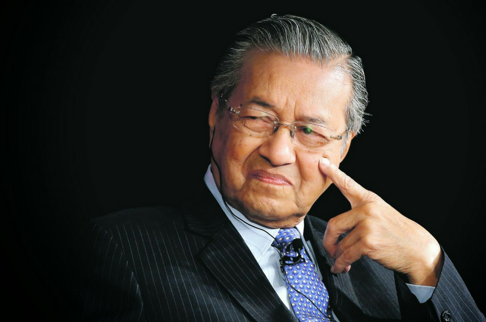 Tun M: All Politicians Must Declare Their Assets And Cannot Receive Gifts