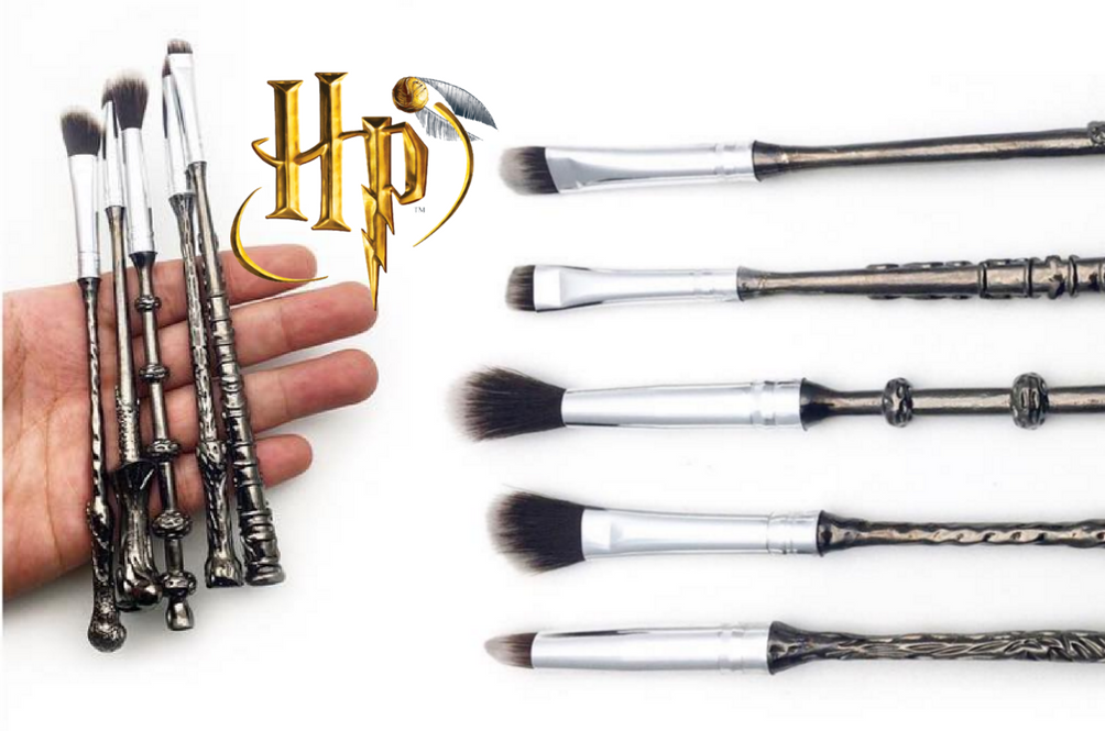 Harry Potter Wands as Makeup Brushes? Shut Up and Take Our Money!