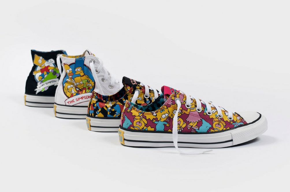 5 Iconic Converse Collaborations