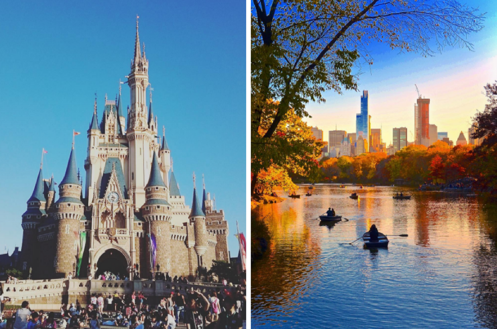 Guess What Are the Top 10 Most Instagrammed Places in The World for 2016?