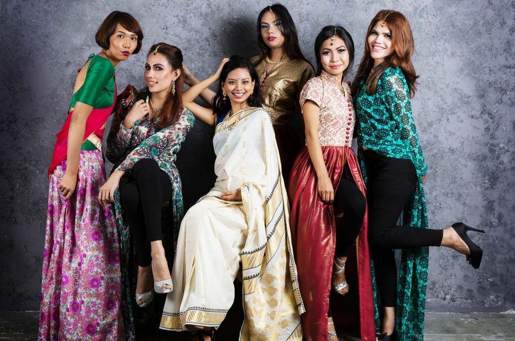 This Malaysian Fashion Entrepreneur Features Transgender Models in Her Fashion Line