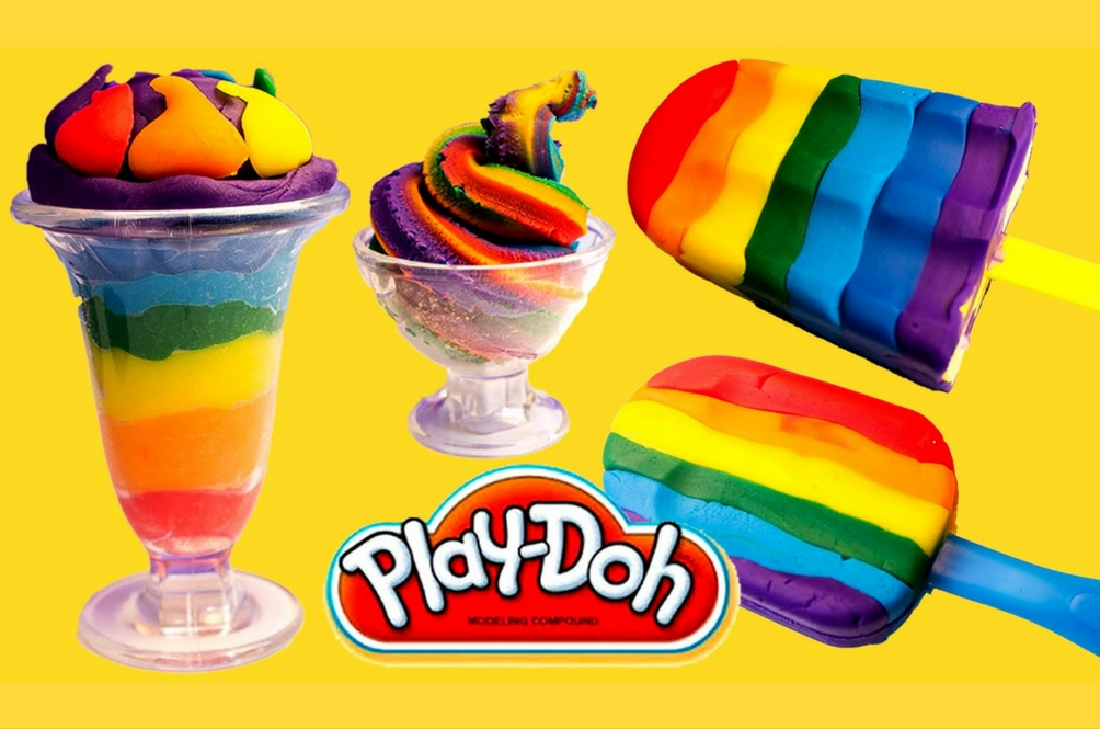 60 Years Ago, Play-Doh Was Shockingly Used For This Initial Purpose