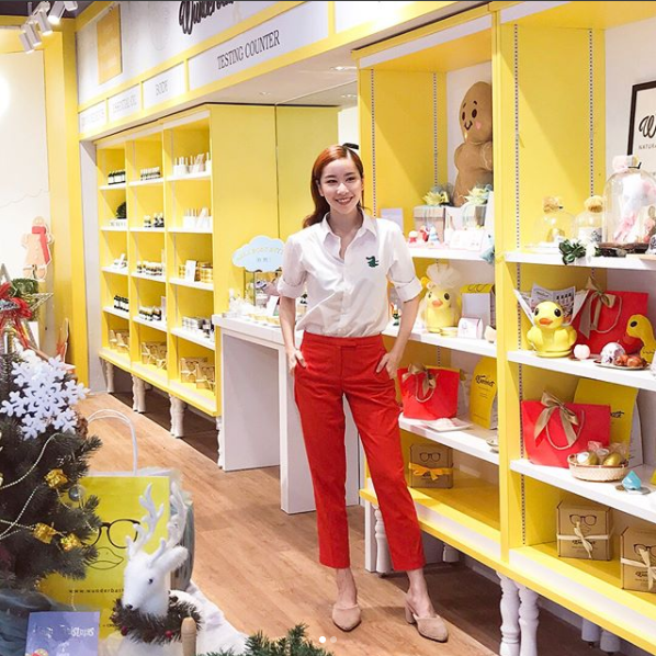 The flagship store looks so magical, we can't wait to pay a visit!