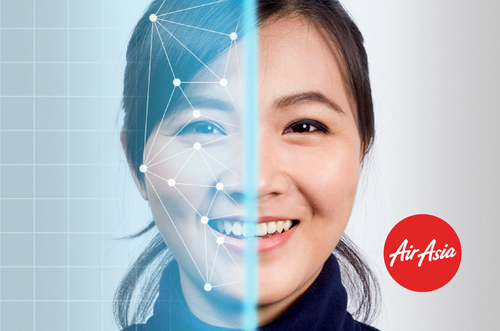 The Future Is Here: AirAsia Set To Launch Facial-Recognition Check-In Soon!