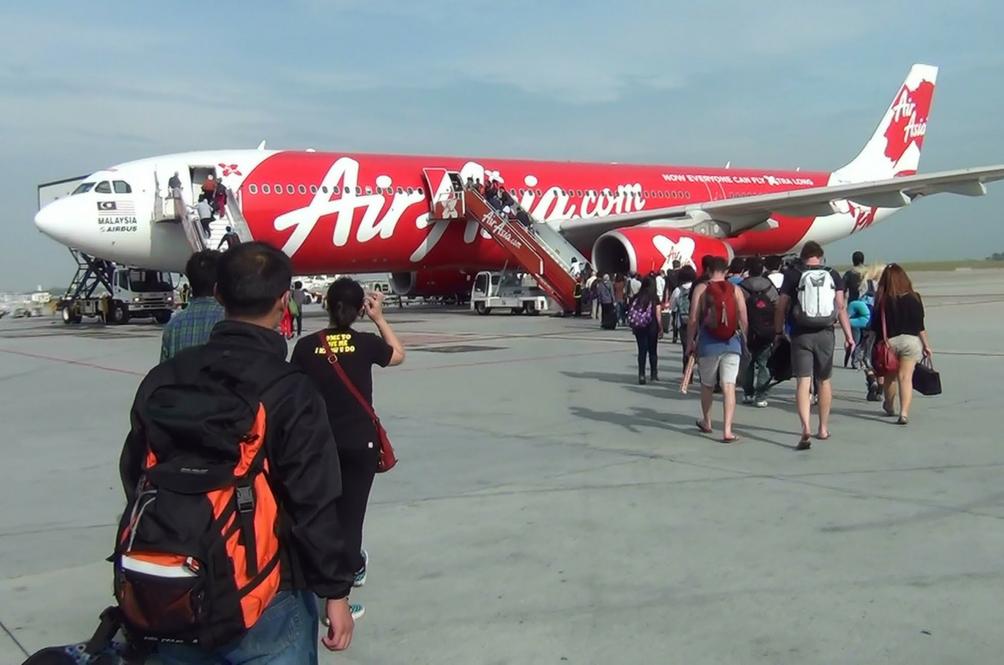 AirAsia Offers Flat Rate Fares So Everyone Can #PulangMengundi For #GE14