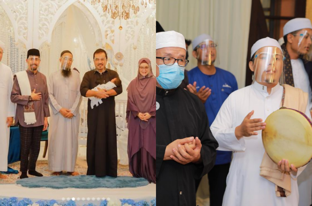 Siti Nurhaliza, Datuk K, And Guests Fined Up To RM10k For Flouting SOPs At Tahnik Event