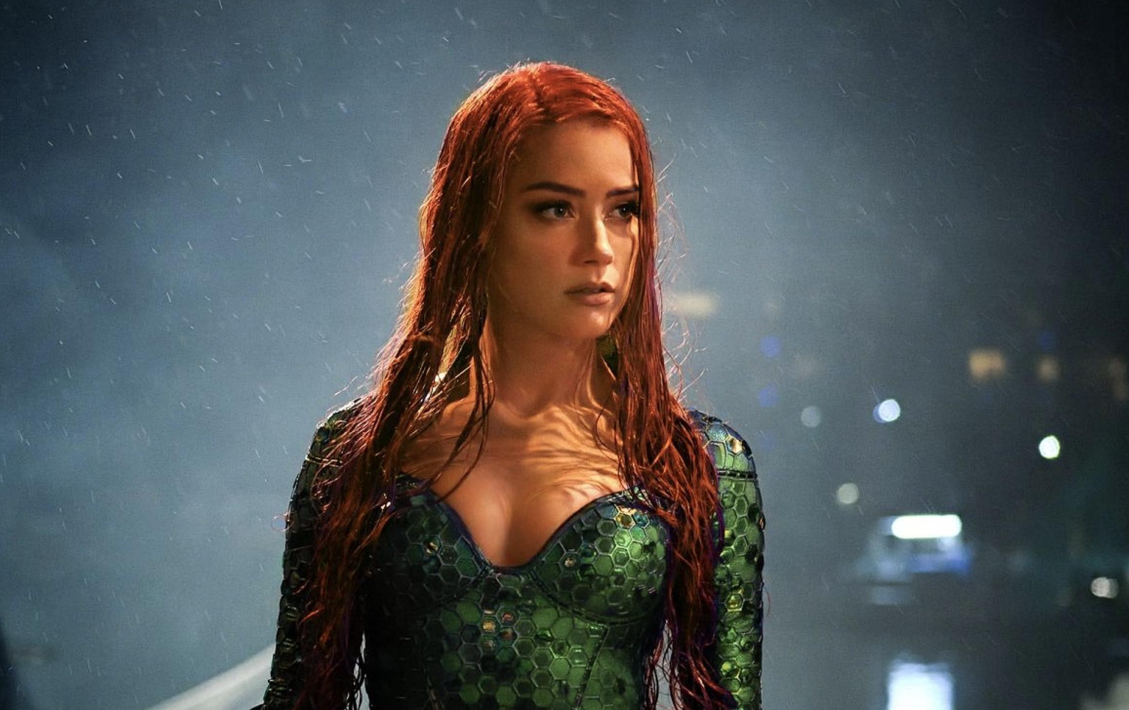 Heard will return as Mera for 'Aquaman 2'.