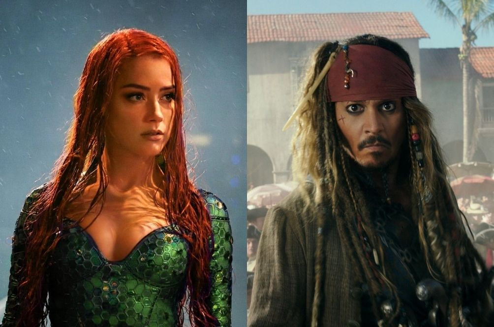 Time To Walk The Plank: Amber Heard In Talks To Join 'Pirates Of The Caribbean'