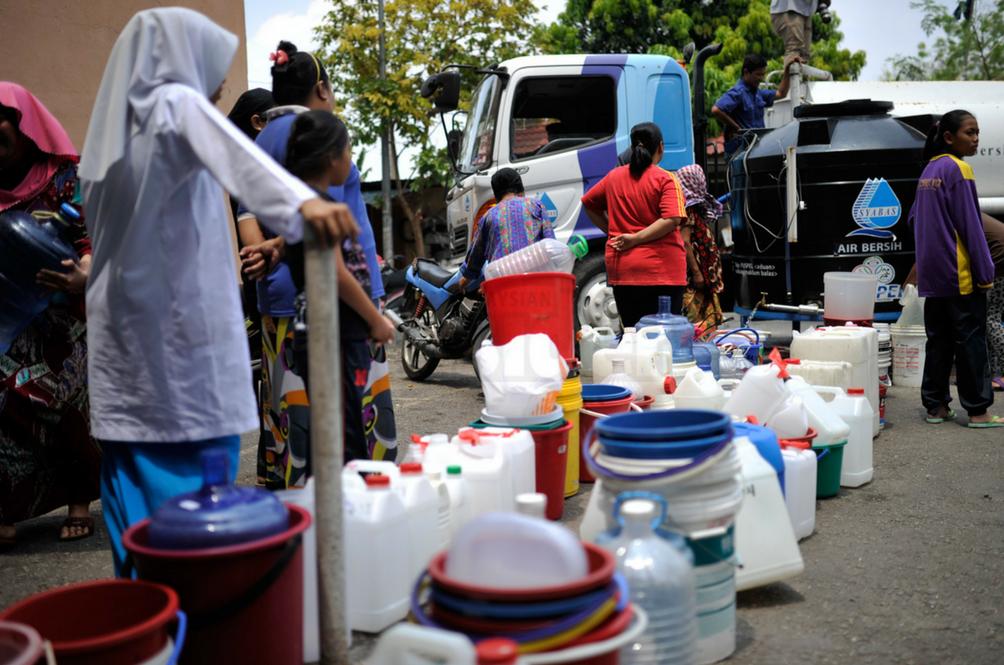 Shah Alam, Klang, And Subang Jaya Residents Face Water Supply Disruption