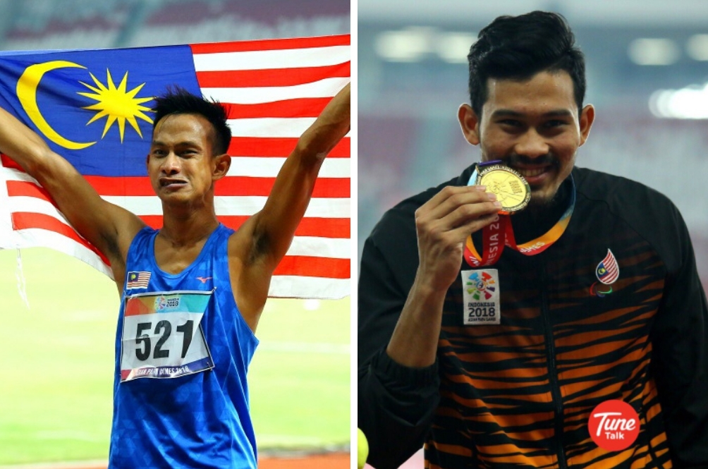 Ridzuan Puzi And Abdul Latif Romly Just Broke Two World Records Once Again!