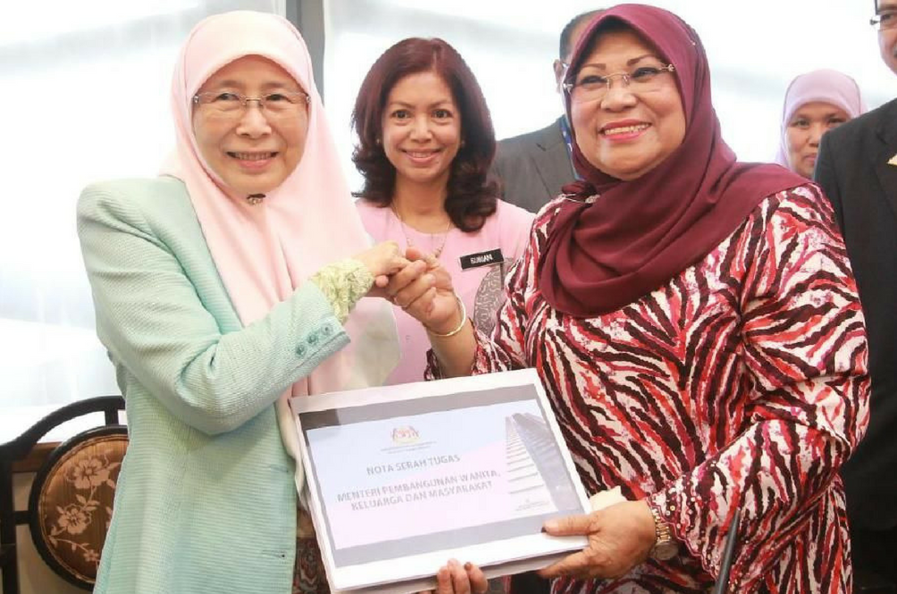 Wan Azizah: Housewives Will Get 2 Per Cent EPF From Husband, RM50 From Govt
