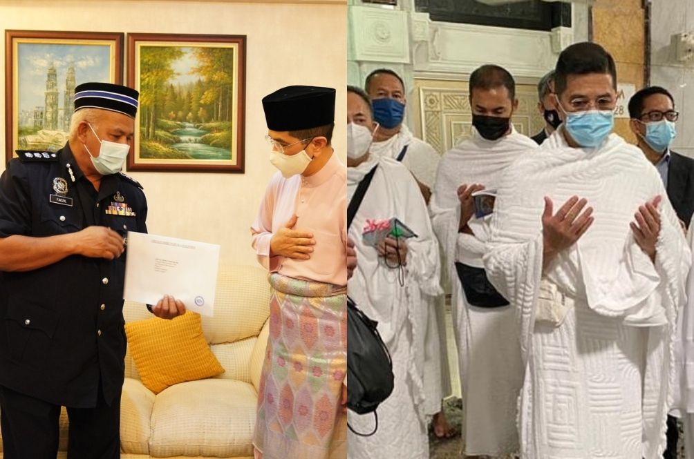 Netizens Are Livid That Azmin Ali Did Not Quarantine Himself Upon Returning From UAE