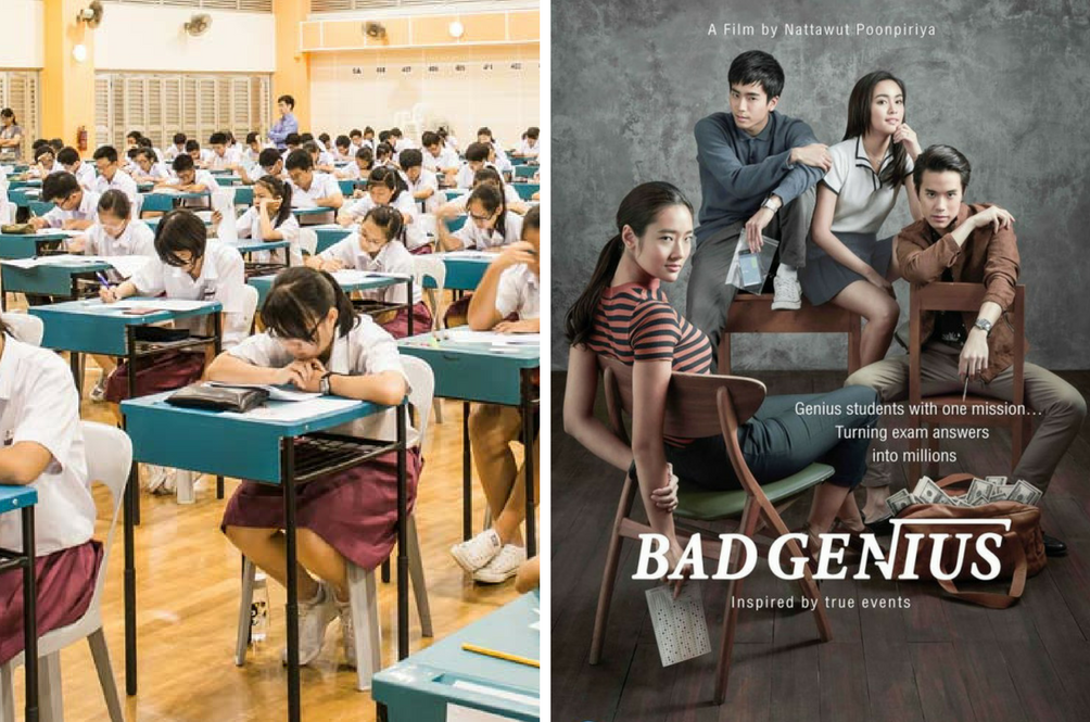 A Group Of O-Level Students In Singapore Actually Pulled A
