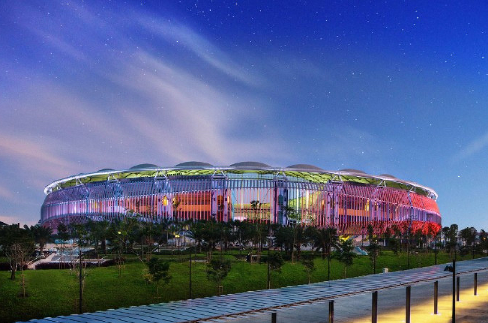 Our Bukit Jalil National Stadium Has Been Nominated For The World Architecture Festival 2017