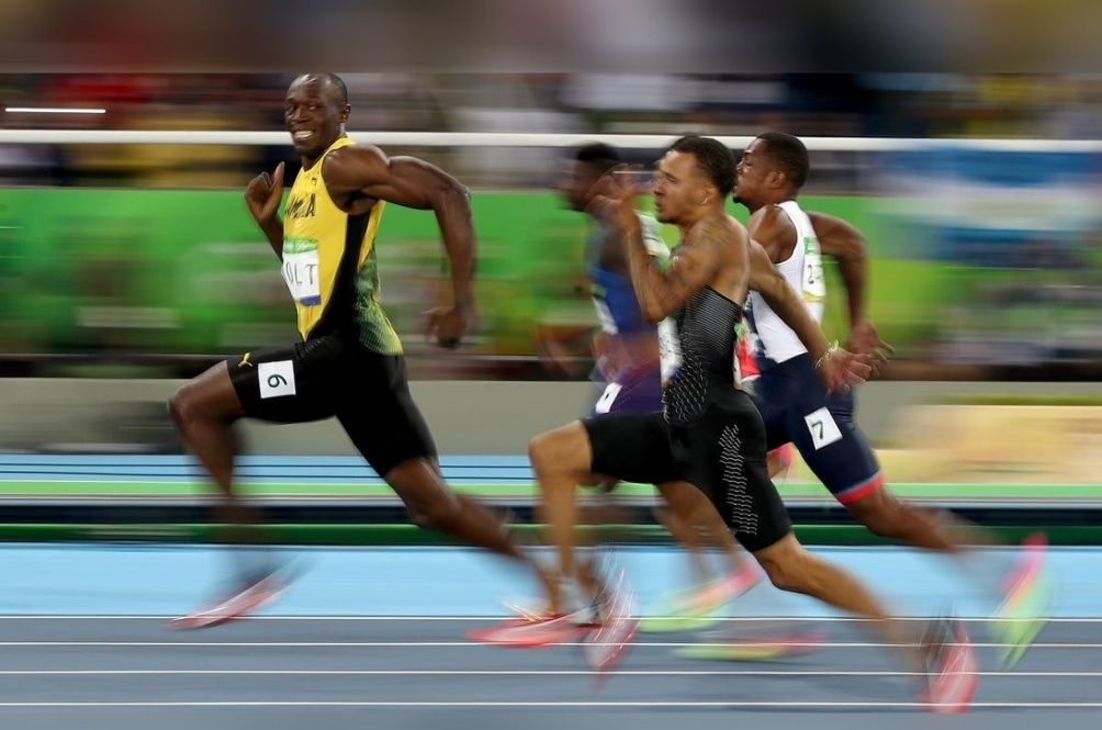 Even The Fastest Man Alive Can't Outrun COVID-19; Usain Bolt Tests Positive