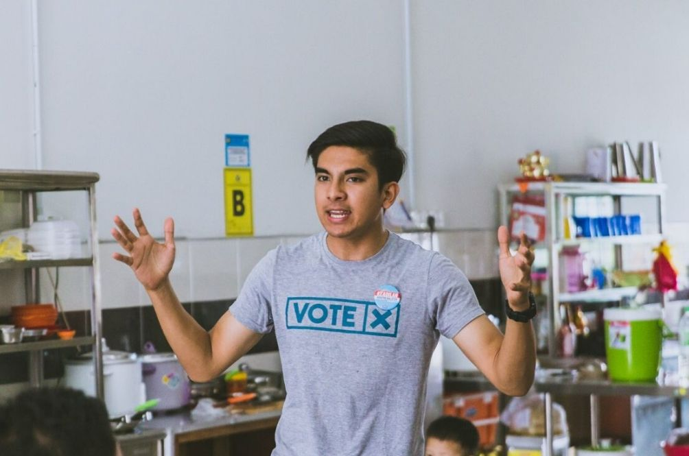 Syed Saddiq In The Running To Win International Youth 'Politician Of The Year' Award