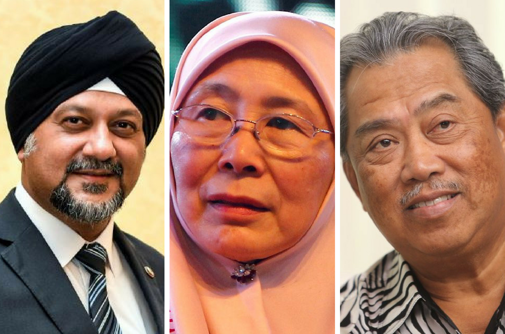 Meet The Record-Breaking Malaysian Cabinet Ministers