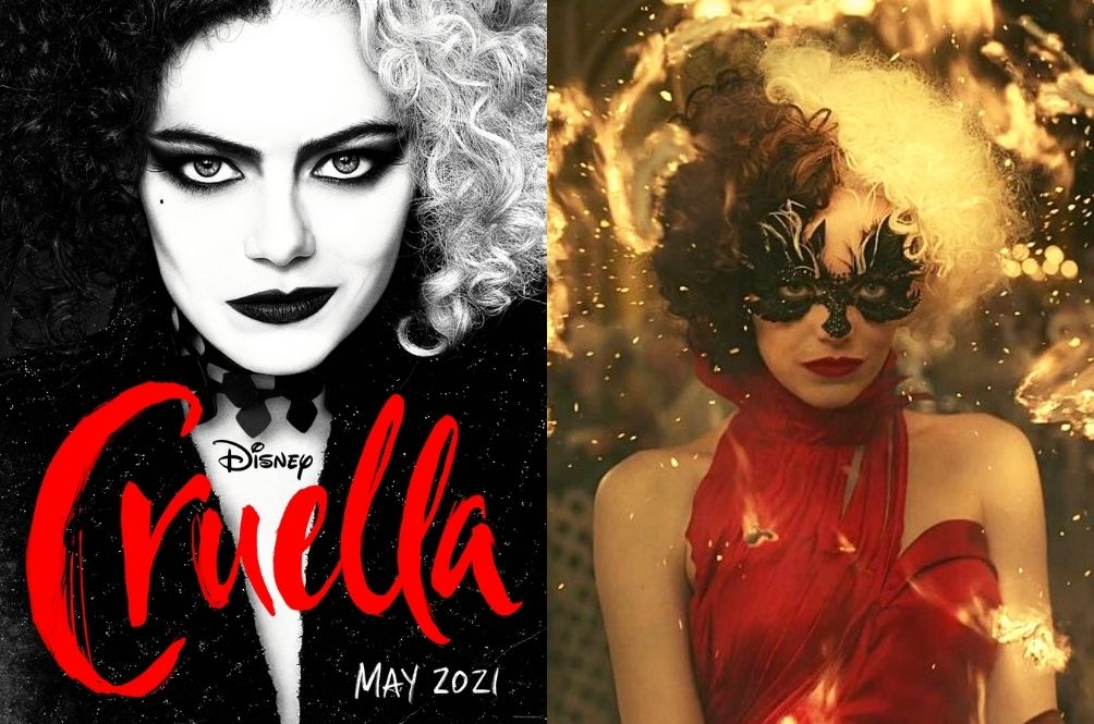 Disney's Latest Version Of 'Cruella' Is Darker And Fans Say It Has Some Harley Quinn Vibes To It